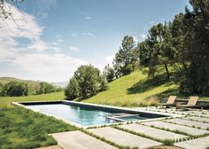 50 Unforgettable Outdoor Pools   LuxeDaily - Design Insight from the Editors of Luxe Interiors + Design