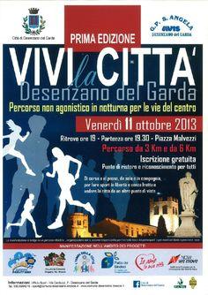 Desenzano del Garda Marathon  ... Desenzano del Garda, Lago di Garda, Lake Garda, Gardasee, Lac de Garde ...