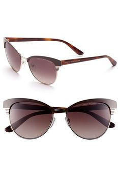MARC BY MARC JACOBS 55mm Retro Sunglasses available at #Nordstrom