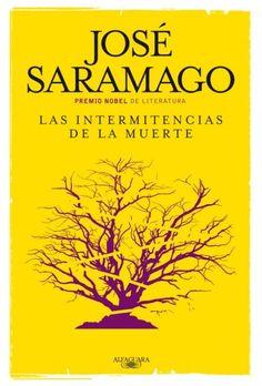 Las últimas dos semanas, además, me las he pasado enganchado a un libro y no he parado de leer hasta terminarlo: Las intermitencias de la muerte, de José Saramago. Reconozco que había ...  http://tanatoestetica.wordpress.com/2013/03/25/un-libro-para-reflexionar-las-intermitencias-muerte/