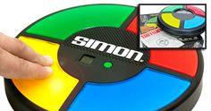 WIN a Simon Memory Game