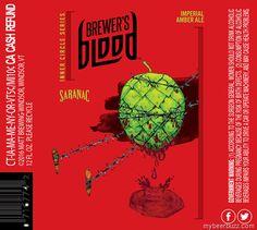 mybeerbuzz.com - Bringing Good Beers & Good People Together...: Saranac Inner Circle Series - Brewer's Blood Imper...