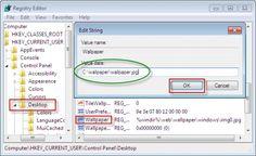 Windows 7 starter change wallpaper / background « Windows 7 Home