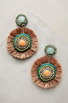 Shop the Fringed Circlet Drop Earrings and more Anthropologie at Anthropologie today. Read customer reviews, discover product details and more.