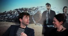 ITV has upload another interview video featuring Olivia Colman and David Tennant on their roles in ITV murder drama Broadchurch.  In this video David and Olivia talk about the secrecy surrounding the identity of the killer. Chris Chibnall kept the cast and crew in the dark up to the last possible moments.  Broadchurch...