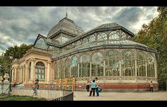 Cristal palace, Madrid