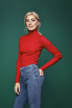 Ribbed turtleneck | Gina Tricot Collections | www.ginatricot.com | #ginatricot