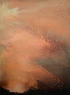 "Saatchi Online Artist Maurice Sapiro; Painting, ""First Star I See Tonight"" #art"