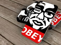 new obey spesial design iphone 4/4s iphone by KOWLONGJEMBUTAN, $13.99