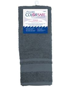 Andre' 6-Pack ColorSafe Towels Grey -- You can get additional details at the image link.
