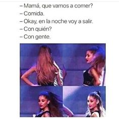 Get in touch with Planeta de risas. ( — 170 answers, 516741 likes. Ask anything you want to learn about Planeta de risas. by getting answers on ASKfm. Funny Spanish Memes, Spanish Humor, Funny Jokes, Hilarious, Ariana Grande, Mexican Memes, Best Memes, Laughter, Haha