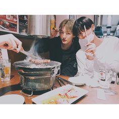 Jisung and Jinyoung ~