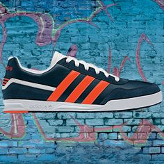 check out 44a8d ed440 Adidas men s Neo Tango sneakers. Edgars