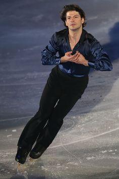 Stephane Lambiel(Swiss) : MOI2014