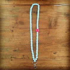 Keycord wooden beads Tassel Necklace, Tassels, Jewelry, Fashion, Moda, Jewlery, Jewerly, Fashion Styles, Schmuck
