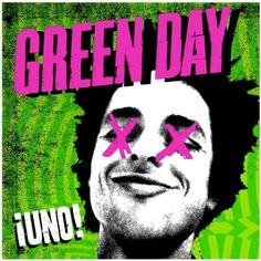 Green Day - ¡Uno! on LP