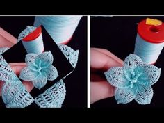 Magnificent lily flower narrated construction of needle lace Crochet Hammock, Crochet Tote, Crochet Leaves, Needle Lace, Lace Flowers, Crochet Blanket Patterns, Knitting Socks, Trends, Hand Embroidery