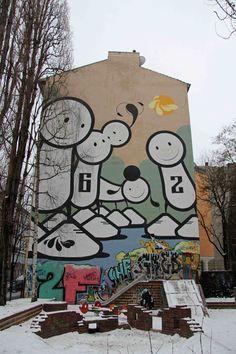 Artists: The London Police in Berlin