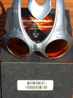 367bd6ca2ba Oakley Over The Top FMJ+ Fire Iridium