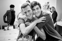 Josh Boone & Nat Wolff