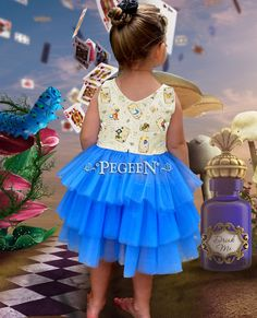 Alice In Wonderland from our Storybook Princess Everyday Collection. Wear this to her important date at a tea party, the Parks to get in the spirit, birthday party, on Sunday or any occasion. Durable enough for everyday.⁠ 👗Style 1119 #disney #disneybounding #disneybound #disney #disneystyle #disneyworld #disneyland #bounding #character #wdw #disneylook #disneyprincess #princessdress #princessdresses #disneymagicmoments #cinderellacastle #aliceinwonderland #storybook #madhatter #cheshirecat