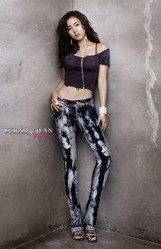 Shin SE Kyung Buckaroo jeans 3