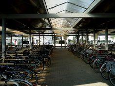 Gute BAHNHÖFE für Radfahrer: Pulheim, Wunstorf, Göttingen