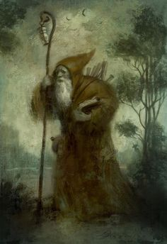"""""""The Hermit"""" by Giacobino"""
