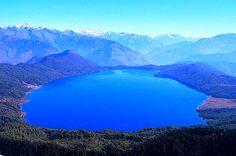 Rara Lake (the biggest lake of Nepal), Mugu District, Nepal (source: Nepali Flag fb page)