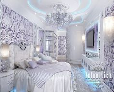 Shabby Chic Home Decor Bedroom Decor For Women, Interior Design Bedroom Teenage, Bedroom Designs Images, Bedroom False Ceiling Design, Luxurious Bedrooms, Interior Design Bedroom Small, Fancy Bedroom, Interior Design, Shabby Chic Homes