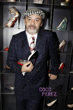 celebrities wearing christian louboutin shoes News and Photos .