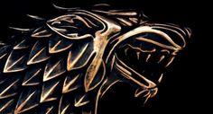 Direwolf: Como fazer emblema da Casa Stark de Game of Thrones