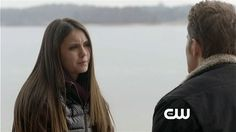 The Vampire Diaries: 4x14: Stefan and Elena