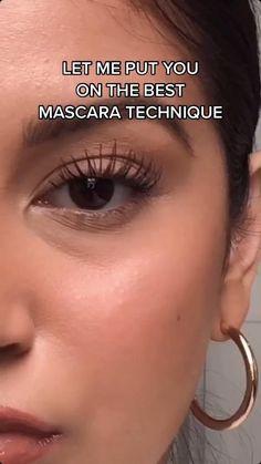 Eye Makeup Art, Natural Eye Makeup, Eyebrow Makeup, Skin Makeup, Makeup Tips, Mascara Tips, Best Mascara, Creative Makeup Looks, Simple Makeup