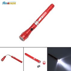 Magnetic Pocket LED Flexible Super bright Flashlight //Price: $9.61 & FREE Shipping // #outfit #cute #stylish
