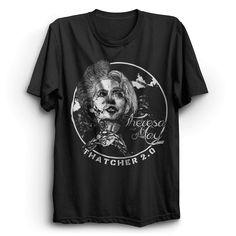 Theresa May - Thatcher 2.0 Tshirt - PUNX.UK http://punx.uk/product/theresa-may-thatcher-2-0-tshirt/