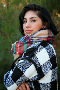 Rocks Fashion Bug Cozy Comfy And Chic Winter Style Mixing Prints