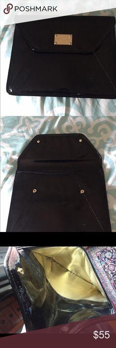 Michael Kors case for I pad I Pad case , black , Michael Kors, Excelent condition! $55.00 Michael Kors Accessories Tablet Cases