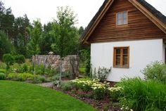 Okolice Bytowa - Projektowanie ogrodów, architektura krajobrazu - Pracownia Sztuki Ogrodowej