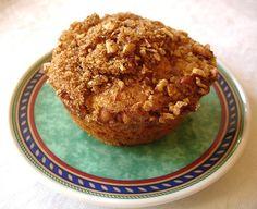 Chili und Ciabatta: Apfelmuffins mit Zimtkruste