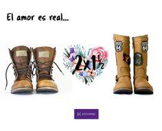 Tenemos 💘2x1 1/2💘 en todas las lineas de calzado del 💕8 al 14 de febrero💕 en la tienda online Kichink 💕Código Descuento💕 : brahamor www.kichink.com/stores/brahavoscalzado #soyindomable