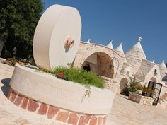 Ceglie Messapica Holiday Chateau / Country House: holiday in the trulli in the maximum relaxation