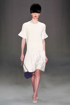 Dorothee Schumacher AW Berlin Collection 2013, shop the outfit at www.velvetclothing.co.uk