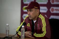 """Dudamel dice que el partido ante Brasil podría """"revertir"""" la situación de la Vinotinto - http://www.notiexpresscolor.com/2016/10/11/dudamel-dice-que-el-partido-ante-brasil-podria-revertir-la-situacion-de-la-vinotinto/"""
