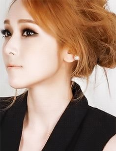 Jessica Jung SNSD Girls' Generation Closeup Beauty GIF