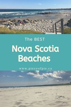 Nova Scotia has so much to offer especially in beaches. There are tons of beaches in Nova Scotia that offer something for everyone. East Coast Travel, East Coast Road Trip, Vacation Places, Vacation Destinations, Vacations, Canadian Travel, Canadian Rockies, Nova Scotia Travel, Places