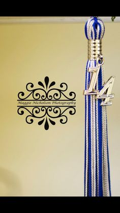 Maggie Nicholson Photography senior graduation tassel