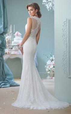 2016 Enchanting By Mon Cheri Wedding Dresses
