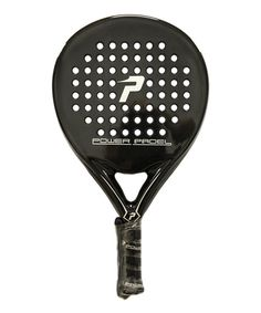 POWER PADEL BLACK BRILLO