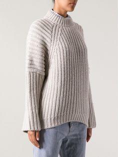 Balenciaga Chunky Knit